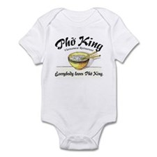 Everybody Loves Pho King Infant Creeper