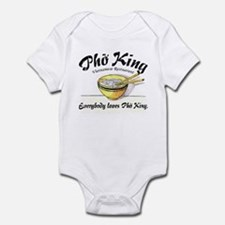 Everybody Loves Pho King Infant Creeper