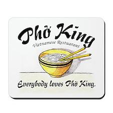 Everybody Loves Pho King Mousepad