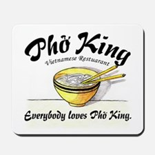 Everybody Loves Pho King Mousepad