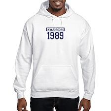 Established 1989 Hoodie
