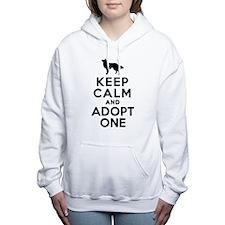 Mudi Women's Hooded Sweatshirt