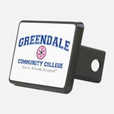 Greendale Already Accepted Hitch Cover