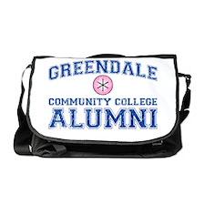 Greendale Alumni Messenger Bag