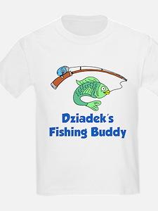 Dziadeks Fishing Buddy T-Shirt