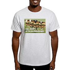 I See Cheeseburgers T-Shirt