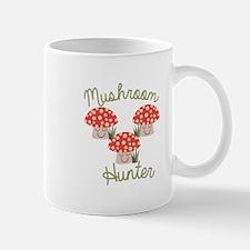 Mushrooms Hunter Mugs