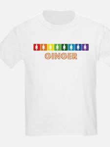 Lesbian Ginger T-Shirt