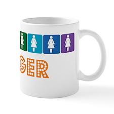 Lesbian Ginger Mug