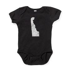 Delaware Silhouette Baby Bodysuit