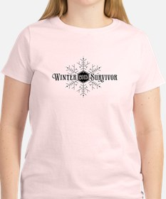 Winter 2015 Survivor T-Shirt