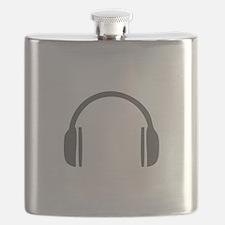 music p 85-Mus gray Flask