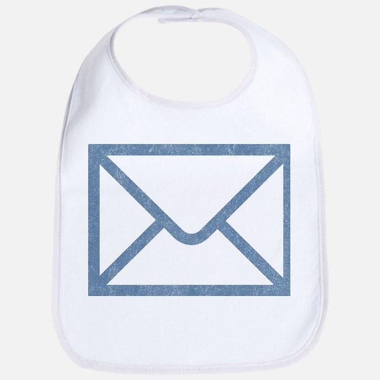 Vintage Email Bib