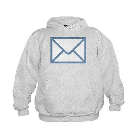 Vintage Email Kids Hoodie