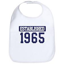 Established 1965 Bib