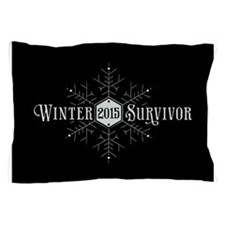 Winter 2015 Survivor Pillow Case