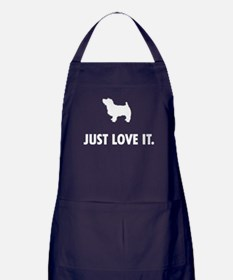 Norfolk Terrier Apron (dark)