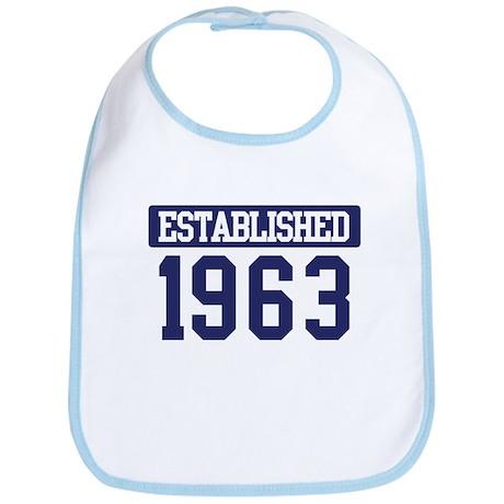 Established 1963 Bib