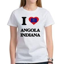 I love Angola Indiana Tee