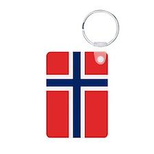 Norway Flag Keychains