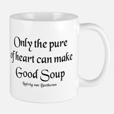 pure make soup Mug