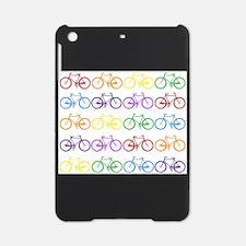 rainbow bicycles iPad Mini Case