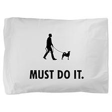 Norwegian Buhund Pillow Sham