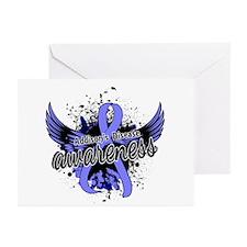 Addison's Disease Awaren Greeting Cards (Pk of 20)
