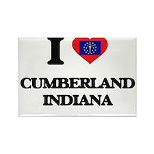 I love Cumberland Indiana Magnets