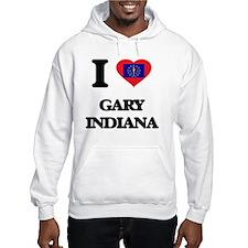I love Gary Indiana Hoodie