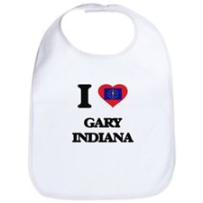 I love Gary Indiana Bib