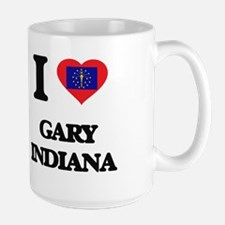 I love Gary Indiana Mugs