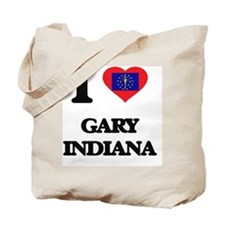 I love Gary Indiana Tote Bag