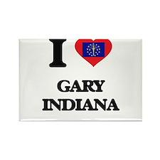 I love Gary Indiana Magnets