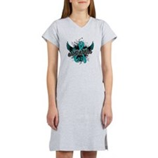 Myasthenia Gravis Awareness 16 Women's Nightshirt