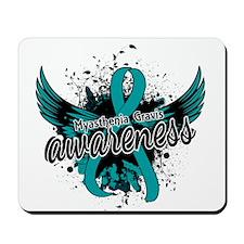 Myasthenia Gravis Awareness 16 Mousepad