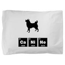 Norwegian Elkhound Pillow Sham