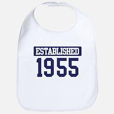 Established 1955 Bib