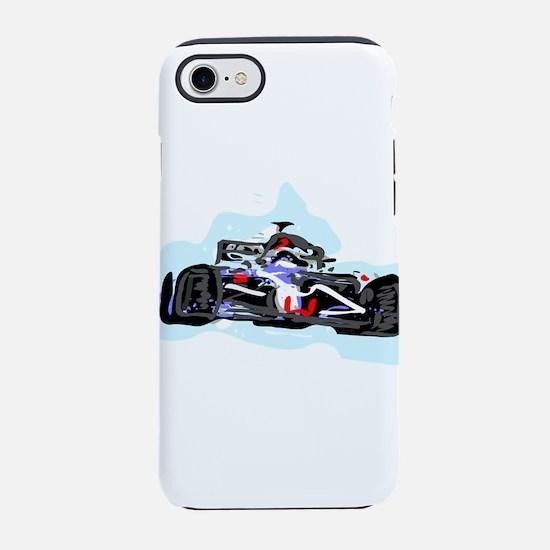 Racing Car iPhone 7 Tough Case