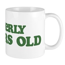 Formerly 49 Years Old Mug
