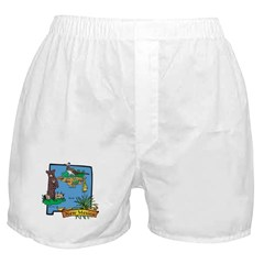 New Mexico Boxer Shorts