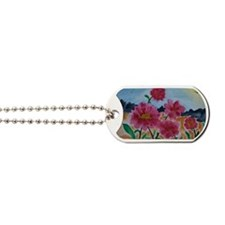 The Flower Family Dog Tags