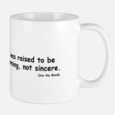Charming not Sincere Mugs