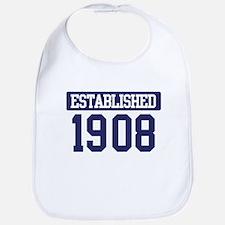 Established 1908 Bib