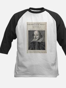 William Shakespeare Portrait Baseball Jersey