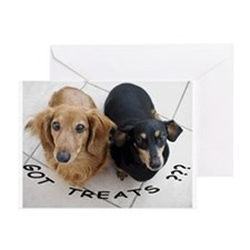 Got Treats ??? Greeting Cards (Pk of 10)