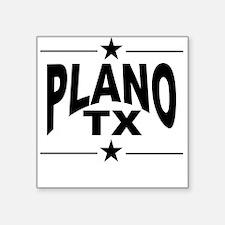 Plano TX Sticker