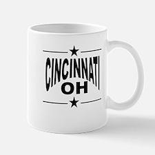 Cincinnati OH Mugs