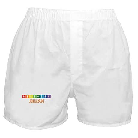 Lesbian Jillian Boxer Shorts