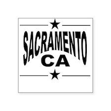 Sacramento CA Sticker